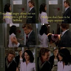 He got her a pony! A pony! This is why we love Jane