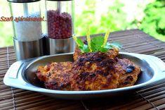 Szafi féle diétás köles fasírt (gluténmentes, tejmentes, kalóriaszegény) ~ Éhezésmentes Karcsúság Szafival