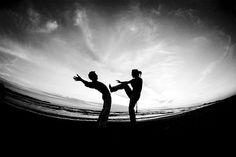 Capoeira, Sola beach