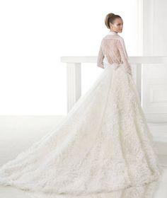 CRISTINA, Wedding Dress 2015