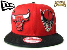 【ニューエラ】【NEW ERA】9FIFTY CHICAGO BULLS VS WOLVERINE ブルズXウルヴァリンコラボ! スナップバック【CAP】【newera】【帽子】【シカゴ】【snap back】【snapback】【NBA】【マーベル】【black】【バスケ】【X-MEN】【黒】【あす楽】【楽天市場】