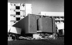 Sylmar Earthquake | Olive View Hospital after the 1971 temblor.