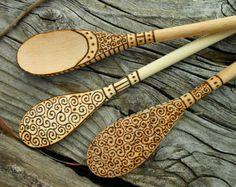 wooden spoon – Etsy ES