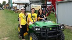 Visit with the Ag Buyer's Guide team at Canada's Outdoor Farm Show - find out how about the NEW WEBSITE - or pick up the September 2014 copy of the Ag Buyer's… Farm Show, Buyers Guide, Woodstock, Monster Trucks, Outdoor, Outdoors, The Great Outdoors