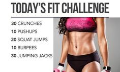 Whether you are trying to trim down your waist to get an hourglass figure, or you are just aiming to lose a few inches off of a round tummy, workouts can get the job...