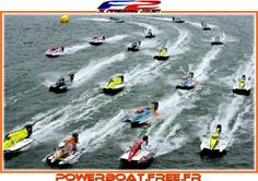 Grand Prix, Powerboat Racing, Rouen, Power Boats, Boating, F1, Water, Outdoor, Motorboat
