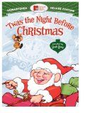 Twas the Night Before Christmas (DVD, Deluxe Edition) for sale online Christmas Cartoons, Christmas Movies, Christmas Time, Holiday Movies, Merry Christmas, Vintage Christmas, Christmas Ideas, Christmas Specials, White Christmas