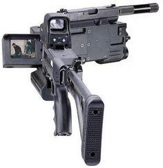 Israeli CornerShot system - APR (assault pistol rifle) caliber 5.56 mm NATO
