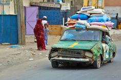 Автомобиль — не роскошь! / Фото дня / Моя Планета