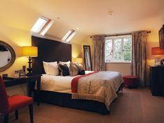 Treat yourself to a stay in Apple Cottage at the Manor House Hotel