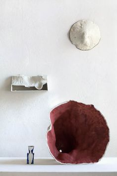 Johannes Nagel: Improvisorium detail #2 • Ceramics Now - Contemporary ceramics magazine