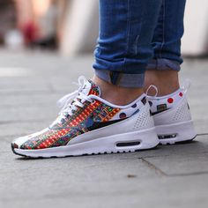 new products 5815f 633e6 Nike Wmns Air Max Thea Liberty QS Liberty of London 746082-100