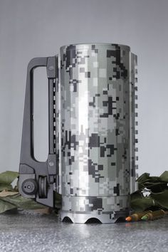 BattleMug - not a weapon but still cool for this page.