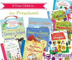 Best of Usborne's Preschool Books