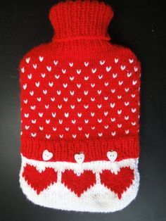 Your place to buy and sell all things handmade Water Bottle Covers, Big Bottle, Crochet Decoration, Hand Knitted Sweaters, Cozies, Pullover, Knit Patterns, Knitting Projects, Decorative Accessories