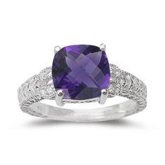 ~ Amethyst Ring