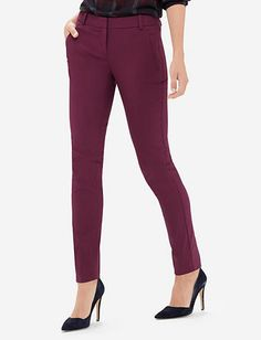 Exact Stretch Skinny Pants from THELIMITED.com