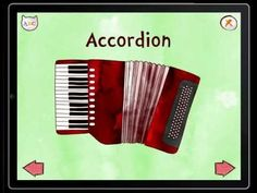 Jazzy ABC Musical Instruments for kids - YouTube