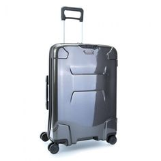 Briggs and Riley Torq 27 Inch Spinner - Dark Grey - Briggs and Riley - Top Brands - Luggage Briggs And Riley, Spinner Suitcase, Dark Grey, Style Fashion, Explore, Luxury, Top, Travel, Viajes