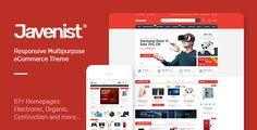 Wordpress              Javenist - Multipurpose eCommerce WordPress Theme            Download   #download #ecommerce #javenist #multipurpose #theme #wordpress