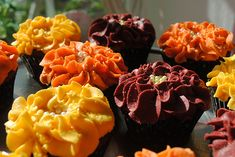 Cupcakes are definitely the second most popular desserts for weddings after traditional wedding cake, and they can be very elegant without being extravagant. Description from totallycupcake.com. I searched for this on bing.com/images