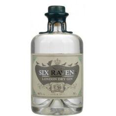 Six Ravens Gin 0,5l - Ein Gin mit Geschichte...