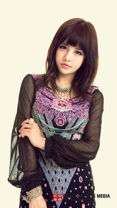 Name: Boram Jeon Member of: T-ara Birthdate: 22.03.1986