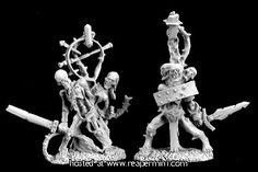 Dark Heaven Legends > Undead Constructs (2)    Reaper Miniatures :: Miniatures