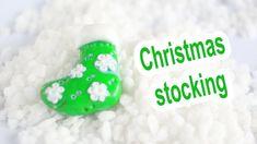 Green Christmas Stocking // VLOGMAS DAY 22