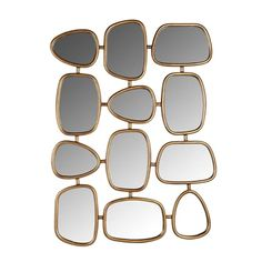 Richmond Interiors Accessoires • Sohome Richmond Interiors, Mirror, Abstract, Furniture, Home Decor, Bungalow, Chic, Products, Google