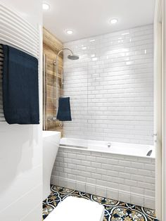 Ванная комната: Ванные комнаты в . Автор – Дизайн студия ТТ