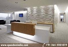 MODERN RECEPTION_DESKS CREATE THE PERFECT FIRST IMPRESSION