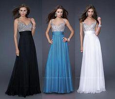 2_star.d.g Black Sequins Wedding Bridesmaid Gowns Formal prom evening Long dress   eBay