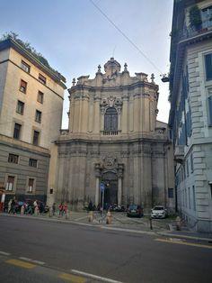"""Da via Senato una nostra """"fissa"""": San Pietro Celestino #milanodavedere Milano da Vedere"""