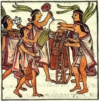 Integrating music, language and math through Aztec Music - Cantares Mexicanos