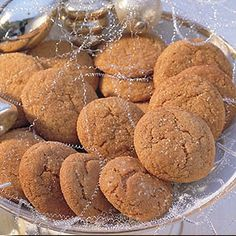 Ginger Crinkles Recipe from Land O'Lakes