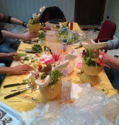 Durante Corso Fruit Carving: intaglio frutta e verdura