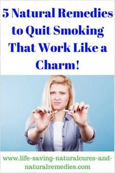 Bev Leidel saved to Uti 's and healthy natural curesPin145 Natural Remedies to Quit Smoking That Work Like a Charm! Quit Smoking Tips, Giving Up Smoking, Natural Treatments, Natural Cures, Natural Healing, Smoking Quotes, Weight Gain, Weight Loss, Smoking Addiction