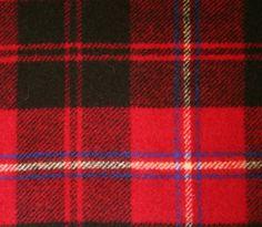 Cunningham Clan Plaid Tartan.  Love it, Thank you David A.!
