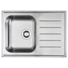 Great BOHOLMEN 1 Bowl Inset Sink With Drainer IKEA Limited Warranty. Read About  The Terms In The Limited Warranty Brochure.