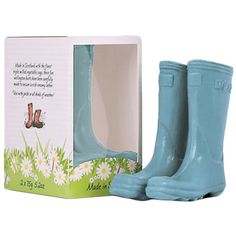 Welly Boot Soap in Blue (Set of 2) at Joss & Main