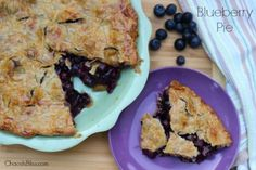 Your family is sure to enjoy this easy Blueberry Pie recipe! It's super simple to make with very few ingredients, and good to the last bite!