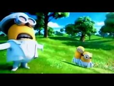 """▶ Minions Song - I Swear """"Underwear"""" - Despicable Me 2 - I laughed so hard ...love them"""