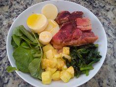 """Eu que fiz!: Prato """"verde"""" : dia da feira de orgânicos!! - #paleo #lowcarb #comidasaudavel #lchf  #euquefiz"""