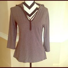 ***Loft top Great for work! Good condition LOFT Tops Tees - Long Sleeve