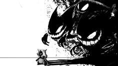 Scary Haunter Pokemon Wallpaper
