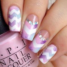 http://decoraciondeunas.com.mx/post/103149396257/oh-i-have-missed-you-pastels-original-design | #moda, #fashion, #nails, #like, #uñas, #trend, #style, #nice, #chic, #girls, #nailart, #inspiration, #art, #pretty, #cute, uñas decoradas, estilos de uñas, uñas de gel, uñas postizas, #gelish, #barniz, esmalte para uñas, modelos de uñas, uñas decoradas, decoracion de uñas, uñas pintadas, barniz para uñas, manicure, #glitter, gel nails, fashion nails, beautiful nails, #stylish, nail styles