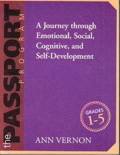 The PASSPORT Program: A Journey through Emotional, Social, Cognitive, and Self-Development/Grades 1-5 $30.96 self-development-books