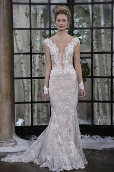 New York Bridal Week 2014 Best Wedding Dresses