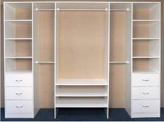 Ideas Walk In Closet Layout Ideas Built Ins Built In Cupboards, Bedroom Cupboards, Bedroom Desk, Bedroom Wardrobe, Wardrobe Closet, Master Closet, Walk In Closet, Master Suite, Diy Bedroom